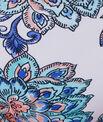 Culotte de bain imprimée fleurs