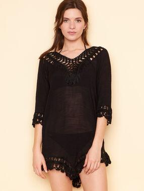 Dress black.