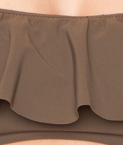 Haut de maillot de bain bandeau sans armatures Swildens