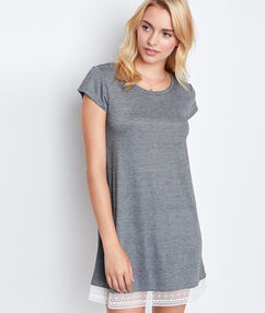 Nightdress grey.