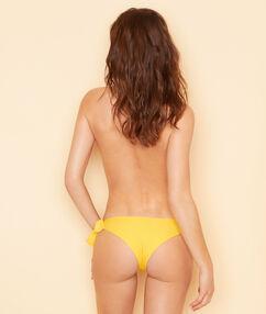 Braguita bikini brasileña  amarillo.