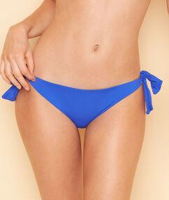Braguita bikini brasileña  azul eléctrico.