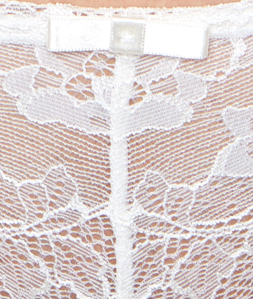 Lace hispter