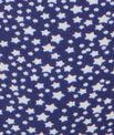 Culotte en coton imprimé étoiles