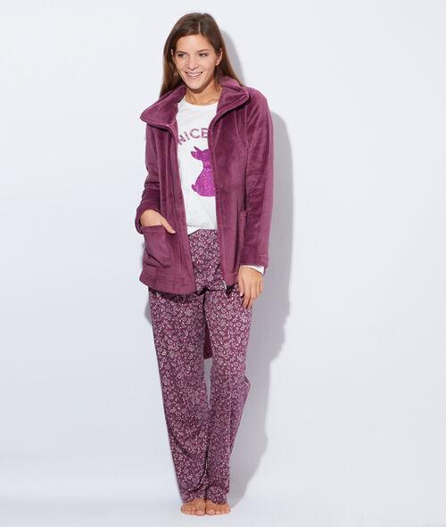 Pyjama 3 pièces lapin