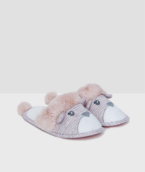 Animals slippers;${refinementColor}