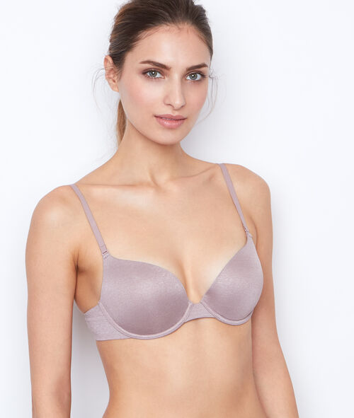 Padded Demi Cup Bra;${refinementColor}