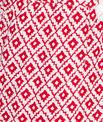 Pantalon fluide imprimé géométrique