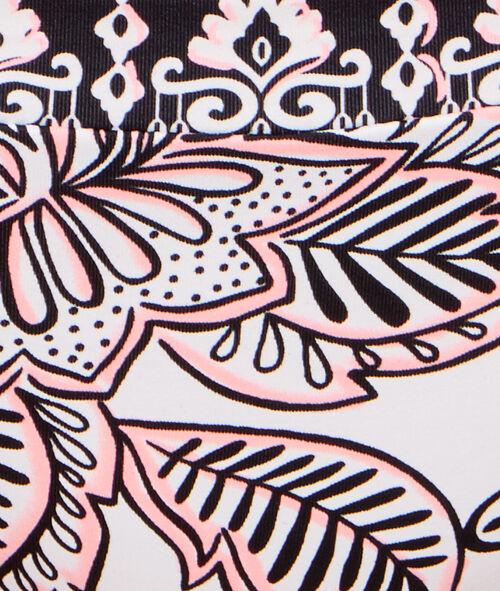 Culotte de bain imprimé fleurs;${refinementColor}