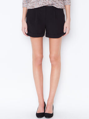 Shorts schwarz.