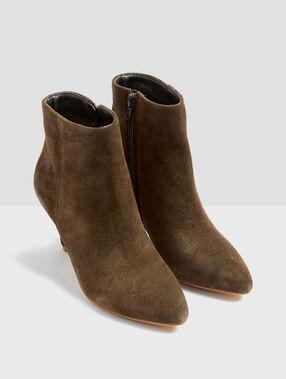 Boots khaki.