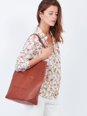 Tasche brown.