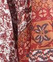 Kimono fluide imprimé