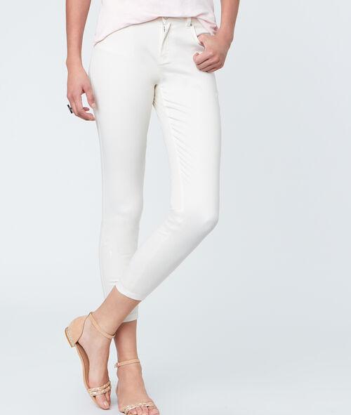 Pantalon Capri en coton