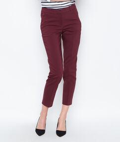 Pants plum.