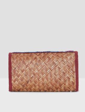 Handbag red.