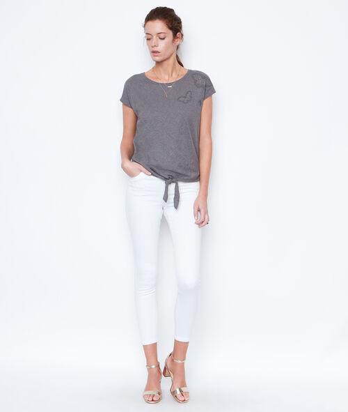Short sleeves top