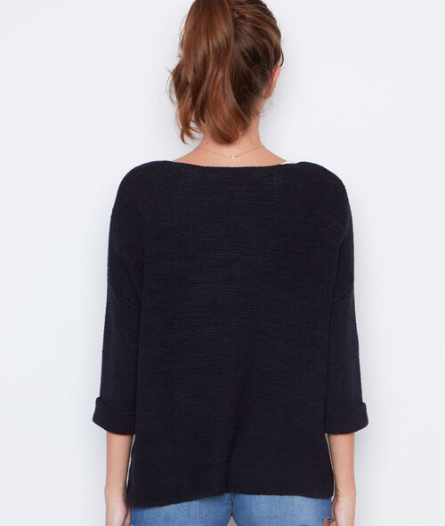 3/4 sleeves Sweater