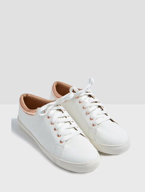 Sneakers white.