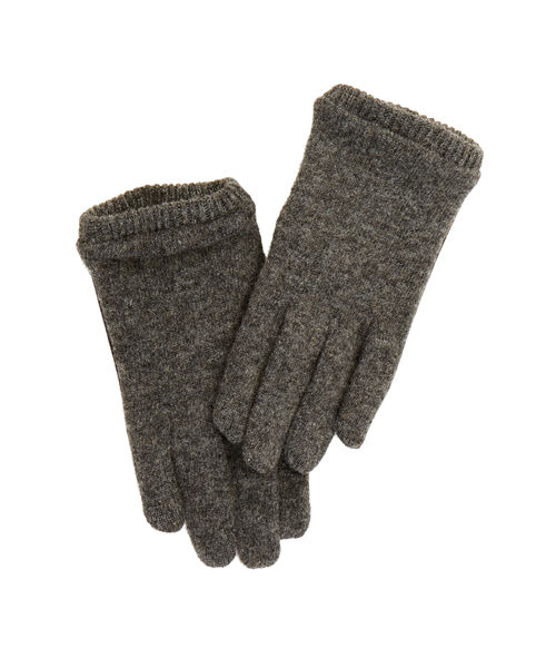 Two-material gloves