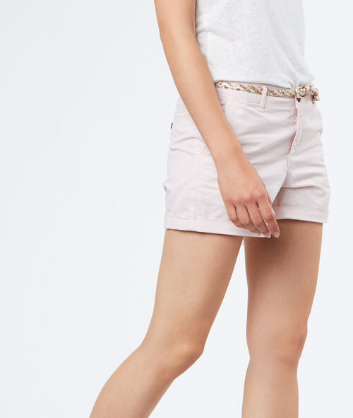 Short en cotton