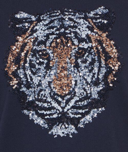 Top relief tigre