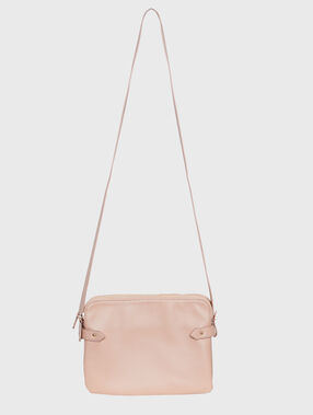 Small size bag blush.
