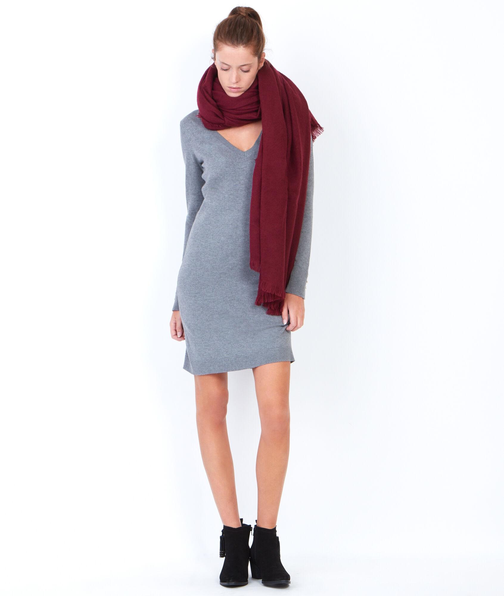 admete pull robe pull col v etam. Black Bedroom Furniture Sets. Home Design Ideas