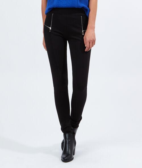 Legging détails zips