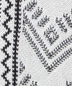Kimono tricot motifs ethniques