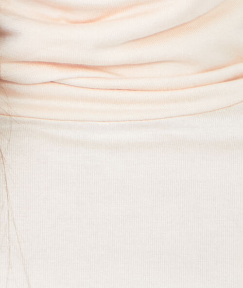 Long sleeve turtleneck top