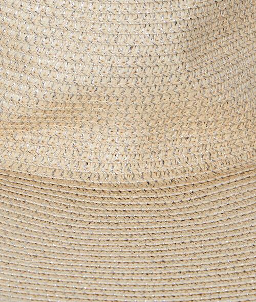 Iridescent cap