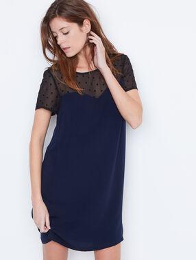 Dress blue.