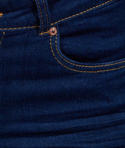 Pantalón tejano estrecho