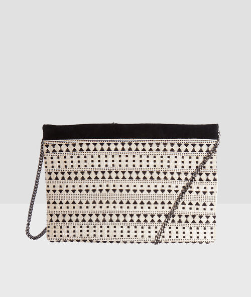Two-material clutch