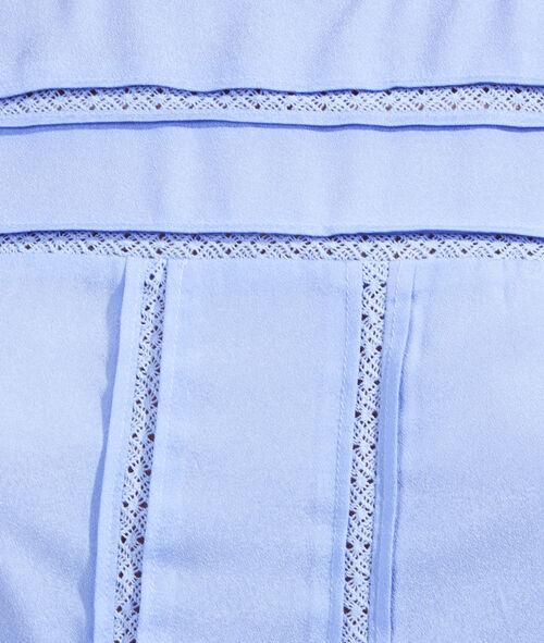 Lace details top