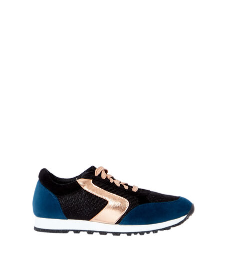 IZYSneakers bi-matière