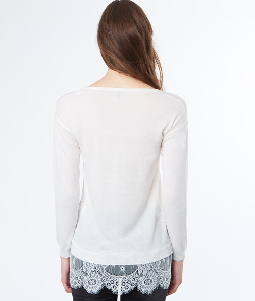 Long sleeves sweater