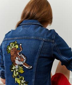 Jean jacket denim.