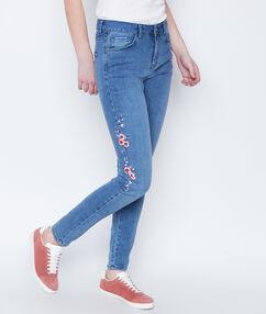 Skinny jeans denim.