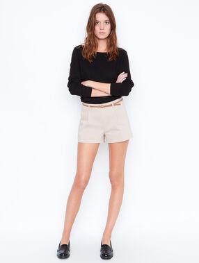 Shorts beige.