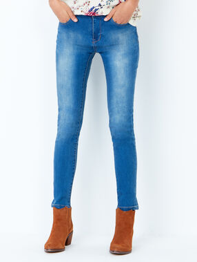 Jean skinny medium denim.