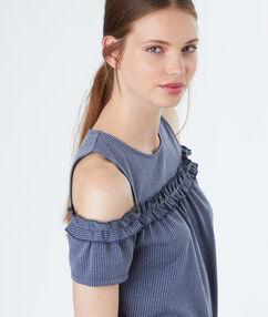 Product  Femme  Prêt-à-porter  >  VÊTEMENTS  >  Tops & T-Shirts  >  Manches Courtes  Frais de port offerts des 60EUR Mise à jour 07/13/17