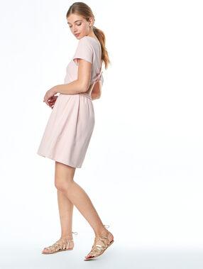 Kleid blush.