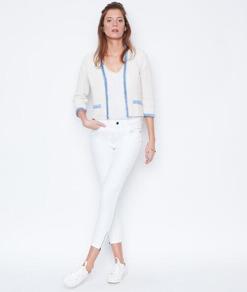 3/4 sleeves Jacket