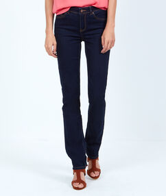 Straight jeans blue.