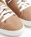Sneakers à trous