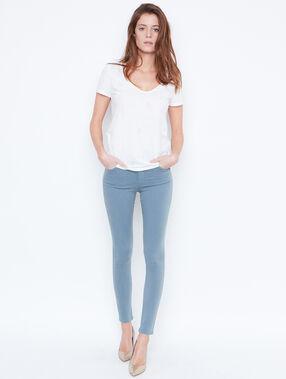 Pantalon skinny quartz.