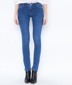 Slim jeans denim blue.
