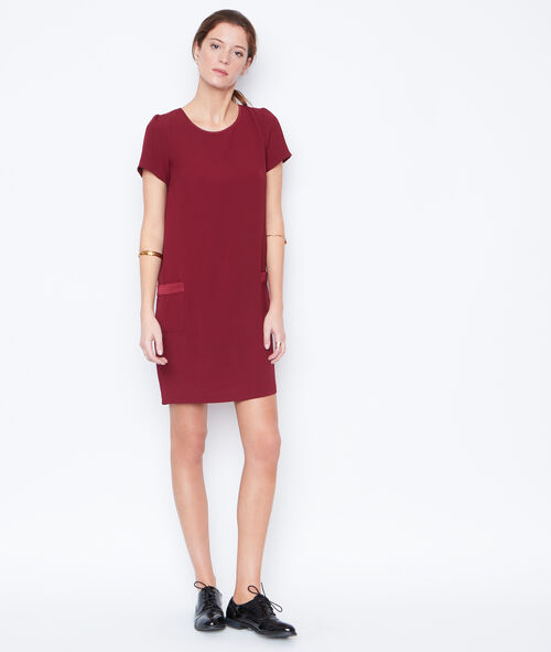 Short sleeves dress